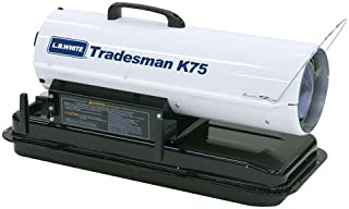 Tradesman 75,000 BTU Utility Kerosene Space Heater