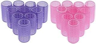 20PCS Plastic Hair Roller Curls-Default