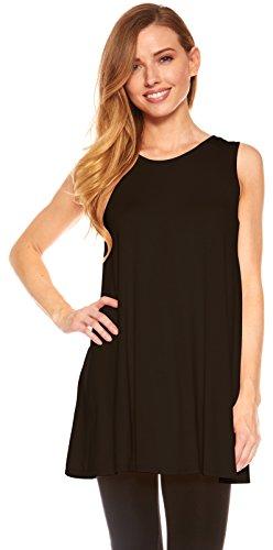 10 best sleeveless tunics for women for 2021