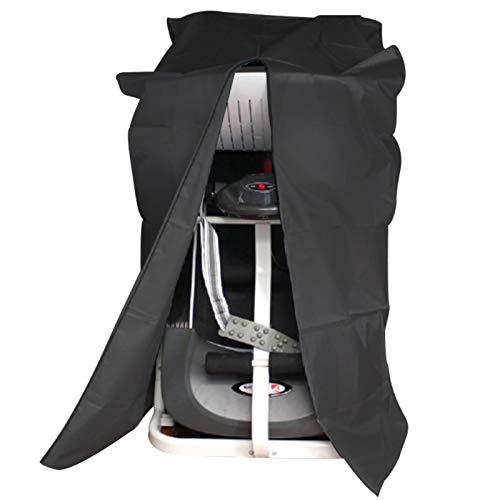 IrahdBowen Cubierta de la Cinta de Correr máquina de Correr no Plegable Cubierta Protectora Cubierta Impermeable a Prueba de Polvo Equipo Resistente y Resistente al Agua Gimnasio Like-Minded