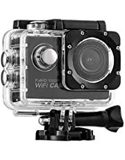 MF Product Fit N Joy 0273 1080P Wi-fi Aksiyon Kamera Siyah