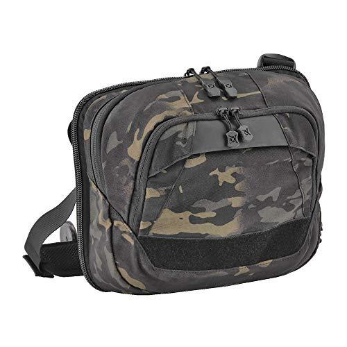 Vertx Tourist Sling Bag, Multicam Black, Nylon, 10'x12.5'x5', F1 VTX5085-MCBK