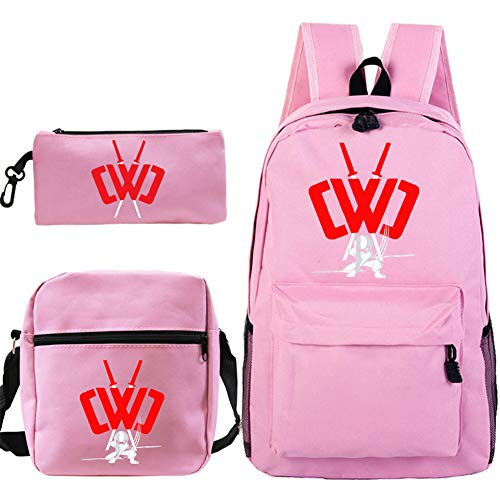 CWC Chad Wild Clay Bag Backpack School Bag Shoulder Bags Pencil Case (10)