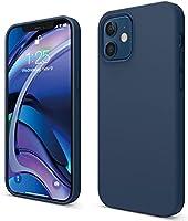 elago Liquid Silicone Case iPhone 12 Hoesje & iPhone 12 Pro Hoesje Siliconen Compatibel met iPhone 12/Pro Beschermhoes...