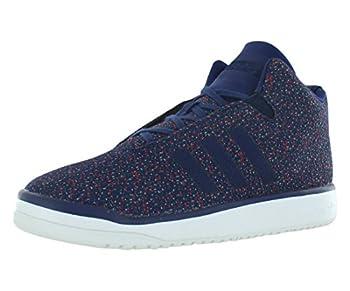 adidas Veritas Mid Weave Blue Men s Shoe Size 9.5 M