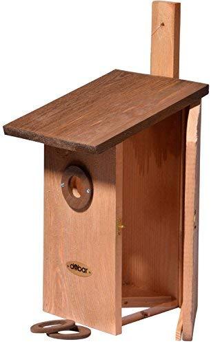 Großer Beobachtungs-Vogelnistkasten
