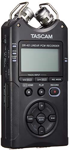TASCAM リニアPCMレコーダー DR-40VER2-J