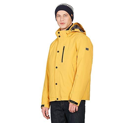 Aigle Marnwin Waterproof Jacket Medium Curry