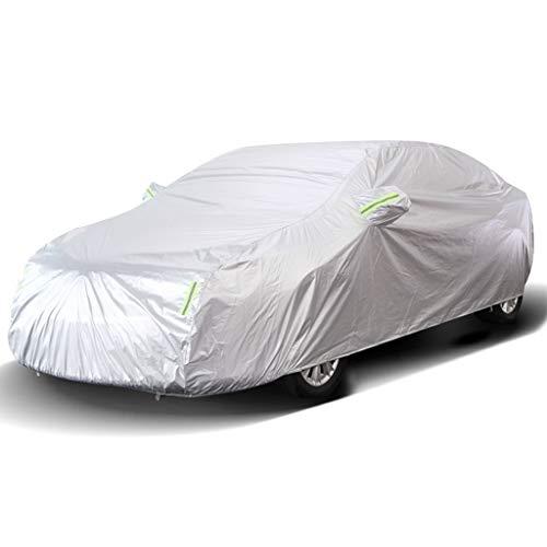 Autoabdeckung Kompatibel mit Chevrolet Camaro Coupé/Cabriolet 1SS / 2SS / 6.2L V8 Schutzhülle wasserdicht Anti-UV Winddicht Karosserieabdeckung (Color : Coupe-2SS-6.2L V8)