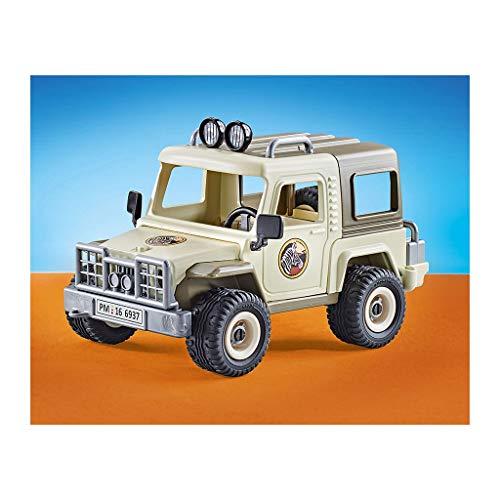 Playmobil 6581 Safari-Geländewagen (Folienverpackung)