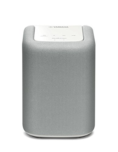 Yamaha MusicCast WX-010 - Altavoz Amplificado en Red, Inalámbrico, WiFi, Bluetooth, Color Blanco