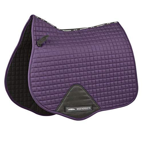 Weatherbeeta Prime All Purpose Saddle Pad Purple Full