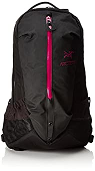 ARCTERYX/アークテリクス Arro 22 Backpack/アロー22バックパック 6029 BLK/VIOLET WINE/A4/22L デイパック/リュックサック/カバン/鞄 メンズ/レディース ブラック/ヴァイオレットワイン [並行輸入品]