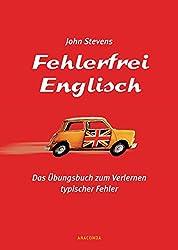 Fehlerfrei Englisch Übungsbuch