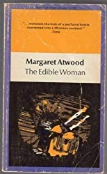 book cover for The Edible Woman by Margaret Atwood; books set in Canada