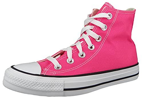Converse Damen Low Sneaker Chuck Taylor All Star Seasonal Color OX 170155C Rosa, Groesse:38 EU