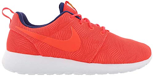 NIKE Roshe One Moire Wmns 819961-661, Zapatillas para Mujer, Rojo (Red 819961/661), 41 EU