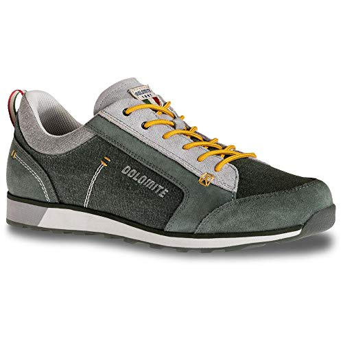 Dolomite Unisex-Erwachsene Zapato Cinquantaquattro Duffle Sneaker, Thymian Grün, 36 2/3 EU