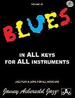 Vol. 42: Blues In All Keys (Book & CD Set)
