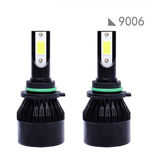 FENNG lamp H1/9005 LED 10000LM super helder, vervanging lampen voor halogeen en xenon licht, 36W 6000K 2 lampen, 9006