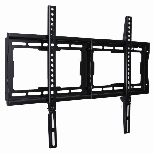 VideoSecu Low Profile TV Wall Mount Bracket for Most 32' - 75' LCD LED Plasma HDTV, Compatible...