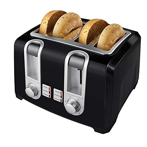 BLACK+DECKER T4569B Toaster for bagels