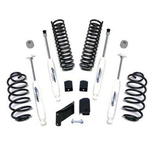 Pro Comp K3099B 2.5' Lift Kit with Coils...