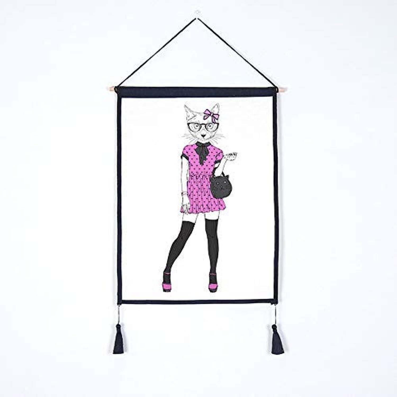 respuestas rápidas KISlink KISlink KISlink Inicio Nordic Minimalista Pintura Decorativa Tendencia Animal Pintura Moderna Sala Arena (Tamaño  A)  apresurado a ver