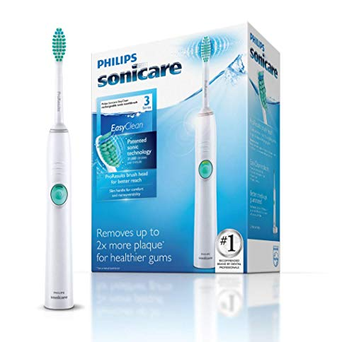 Philips Sonicare EasyClean - Cepillo dental sónico recargable
