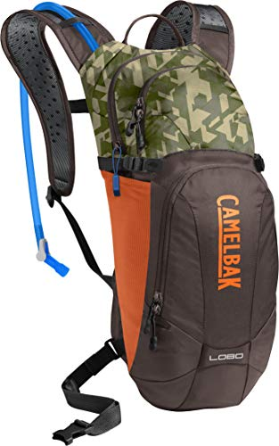 CamelBak Lobo 100 oz, Brown Seal/Camelflage, One Size