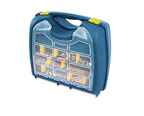 Tayg 370043 koffer voor elektrisch gereedschap nr. 43, groen