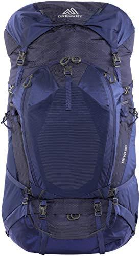 Gregory W Deva 80 Blau, Damen Alpin- und Trekkingrucksack, Größe Small - Farbe Nocturne Blue