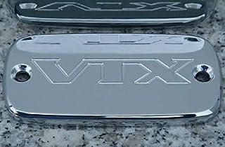 i5 Chrome Front Brake Fluid Cap for Honda VTX 1300 VTX1300 2003-2009.