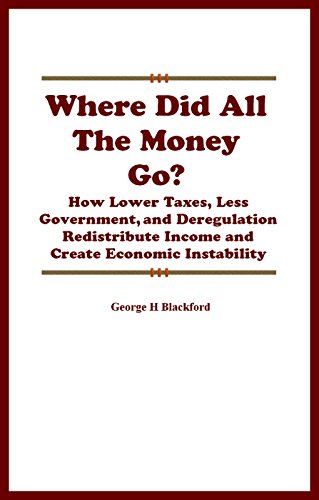 Where Did All The Money Go?: How Lower Taxes, Less Government, and Deregulation Redistribute Income and Create Economic Instability