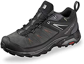 Salomon Men's X Ultra 3 LTR GTX Hiking Shoes, PHANTOM/Magnet/Quiet Shade, 9