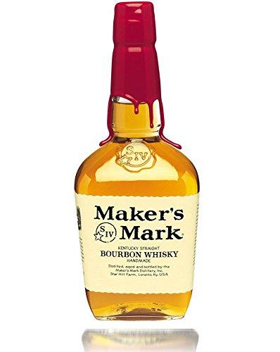 Maker's Mark Bourbon Whiskey 45% (1 x 0.7 l)