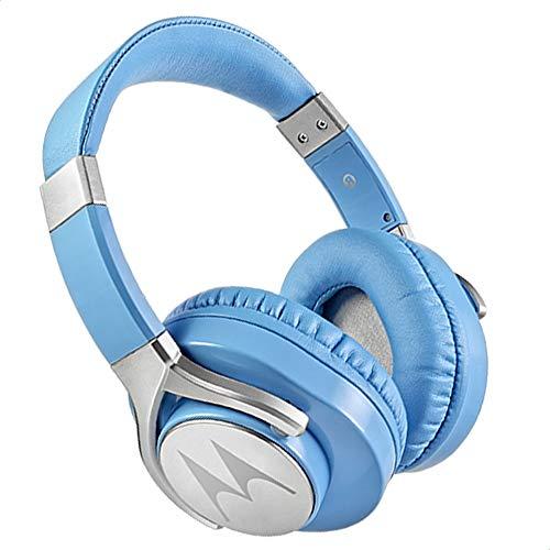 Fone de Ouvido Pulse Max com Microfone, Motorola, Sh004, Azul, Único