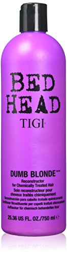 Tigi Bed Head Dumb Blonde Reconstructor (For Chemically Treated Hair) 750ml/25.36oz