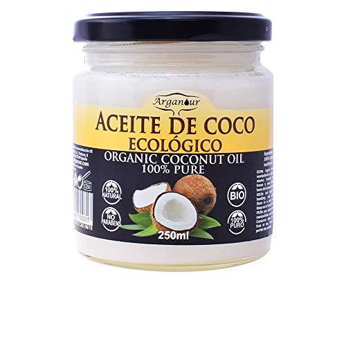 Arganour Coconut Oil 100% Pure Tratamiento Corporal - 250 ml