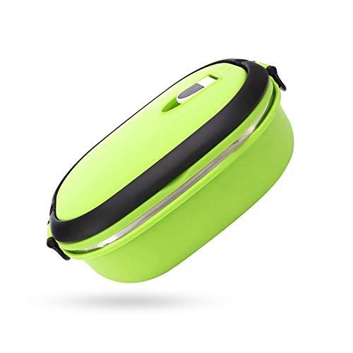 BANGSUN Thermobehälter Lunchbox, tragbar, isoliert, Thermo-Thermobehälter aus Edelstahl für Schule Freien Büro