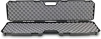 Condition 1 42  Single Scope Hard Plastic Rifle Case with Foam Black - Scratch and Water Resistant - Made in USA - 41.40  x 8.97  x 3.25