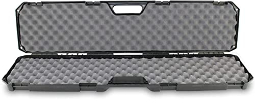 Condition 1 42' Single Scope Hard Plastic Rifle Case with...