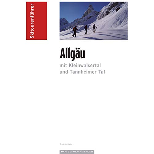 Skitourenführer Allgäu: inkl. GPS-Tracks