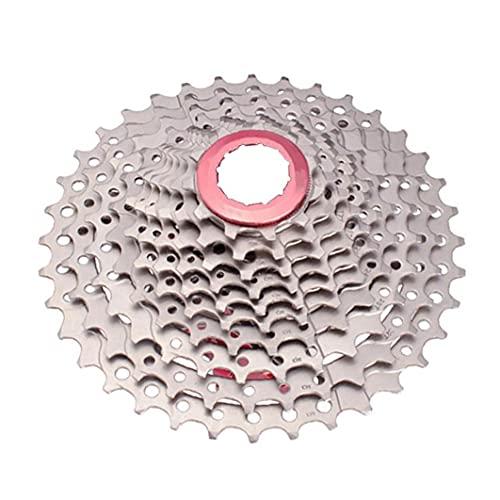 cdzhouji Cassette De Velocidad De Ciclismo Cassette Freewheel Sprocket 11-36t 10 Velocidad De Reemplazo De Engranaje De Spinning Conjunto De Volantes De Bicicleta