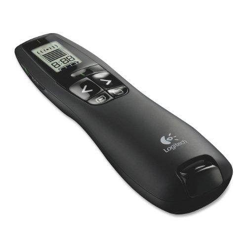 Price comparison product image Logitech Wireless Presenter R800 (Renewed)