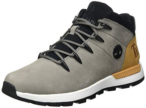Timberland 0A23AF_41, 5, Chaussures de Trekking Homme, Grey, 41.5 EU