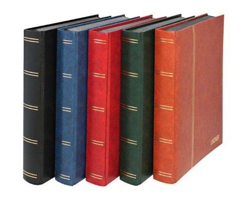 Lindner 1162S - H Einsteckbuch Elegant-braun