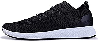 BEESCLOVER Men's Light AIR Running Shoes Outdoor Camping Lightweight Socks Sports Shoes Jogging Sneakers