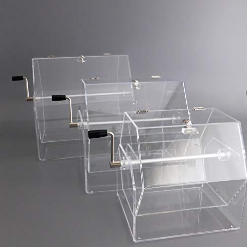 lobotec-acryl Lostrommel Glückskind 15-30-45 Liter (mit Einwurfschlitz, 15 Liter)