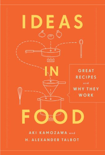 Ideas in Food: Great Recipes and Why They Work: A Cookbook (English Edition)